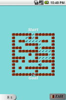 Screenshot of Slope Maze Kids