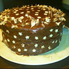 Charlie's Easy Peasy Chocolate Cake