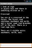 Screenshot of The Miller's Bridge