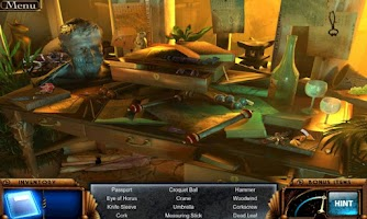 Screenshot of Secrets of the Dragon Wheel