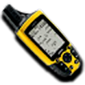 Handheld GPS icon