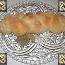 Homemade Braided Sweet Bread