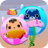 Game Diving Kitties apk for kindle fire