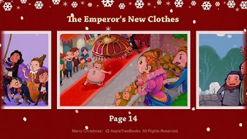 Screenshot of The Emperor's New Clothes