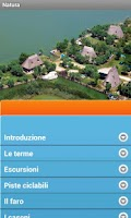 Screenshot of Bibione Official Guide 2014