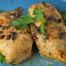 Caper Baked Chicken