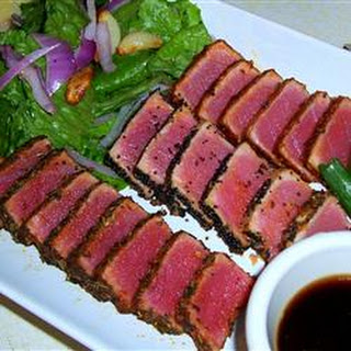 Ahi Tuna Entrees Recipes