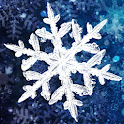 Snowflakes Revolving Wallpaper icon