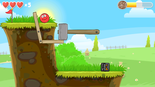 Red Ball 4 APK screenshot thumbnail 16