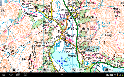 App Outdoor Map Navigator APK for Windows Phone