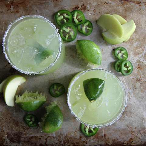 Sour Green Apple Margarita