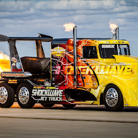 ShockWave by Ron Meyers - Transportation Automobiles