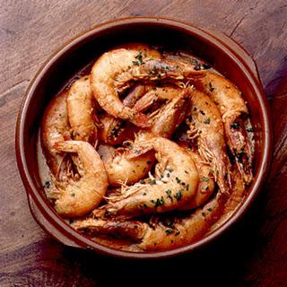 Garlic Cayenne Shrimp Recipes