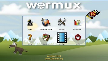 Screenshot of Warmux