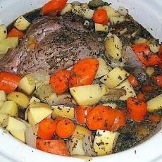 Crock-Pot Sunday Pot Roast