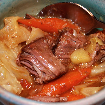 Just Delicious Beef Stew