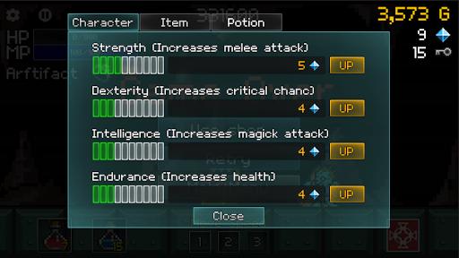 Buff Knight - RPG Runner - screenshot