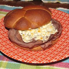 Ultimate Roast Beef Blues Sandwich