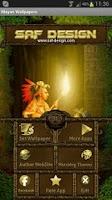 Screenshot of MAYAN GO Launcher EX Theme