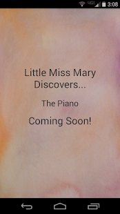 Little Miss Mary Discovers - screenshot