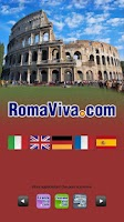 Screenshot of Rome Hotels By Roma Viva