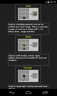 Craft! Pro - A Minecraft Guide - screenshot
