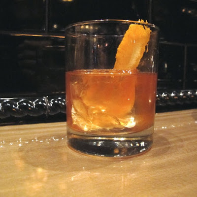 """Pioneer Spirit"" Old Fashioned Cocktail"