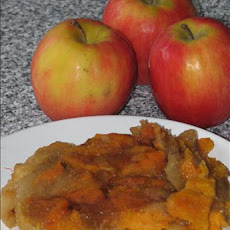 Excellent Yam and Apple Casserole