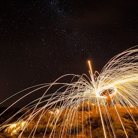 by Pablo Limardo - Abstract Light Painting