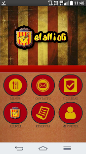 Restaurante Allioli - screenshot