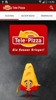 Screenshot of TelePizza