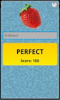 Screenshot of Fruity & Co Quiz