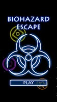 Screenshot of Biohazard Escape