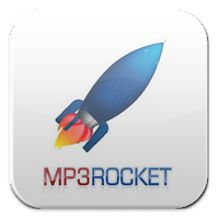 Screenshot of MP3 Rocket Downloader
