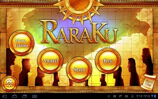 Screenshot of Raraku Jewels HD (for Tablet)