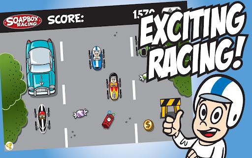 【免費賽車遊戲App】Soapbox Racing-APP點子