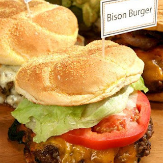 Bison Burgers Recipes