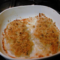 Parmesan Chicken Breasts With Lemon (no Tomatoes!)