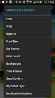 Screenshot of Shady SMS 4.0 PAYG