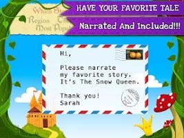 Screenshot of Fairy Tales Children Stories