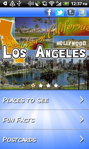 Los Angeles Guide…For Kids