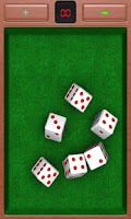 Screenshot of 3D Real Dice - Free
