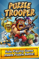 Screenshot of Puzzle Trooper