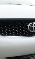 Screenshot of TOYOTA