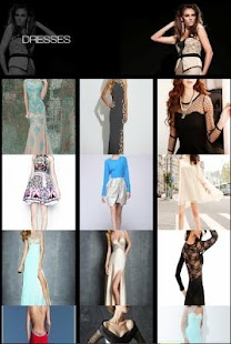 Fashions Dresses Design Trends - screenshot