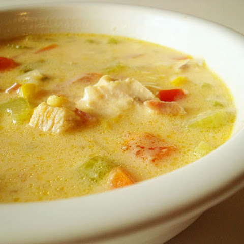 Chicken Corn Chowder