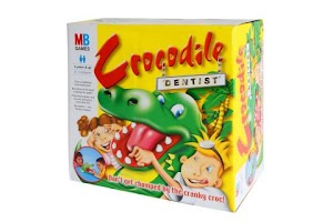 Screenshot of Classic Crocodile Dentist
