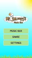 Screenshot of Mr. Shleepy's Music Box