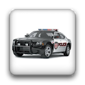 Police Siren Wheel icon