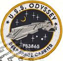 U.S.S. Odyssey Patch